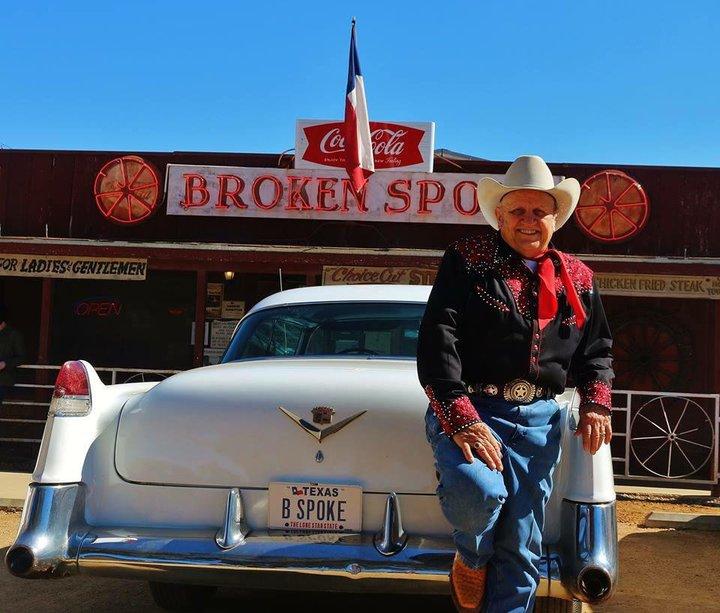 Rick Hornyak @ Broken Spoke - Austin, TX