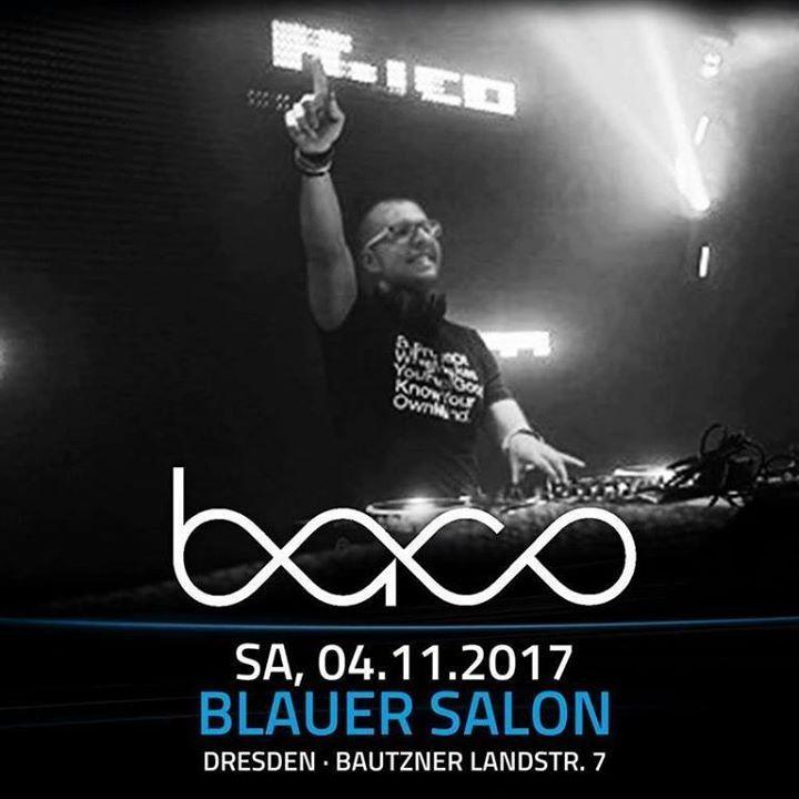 Dj BACO Tour Dates