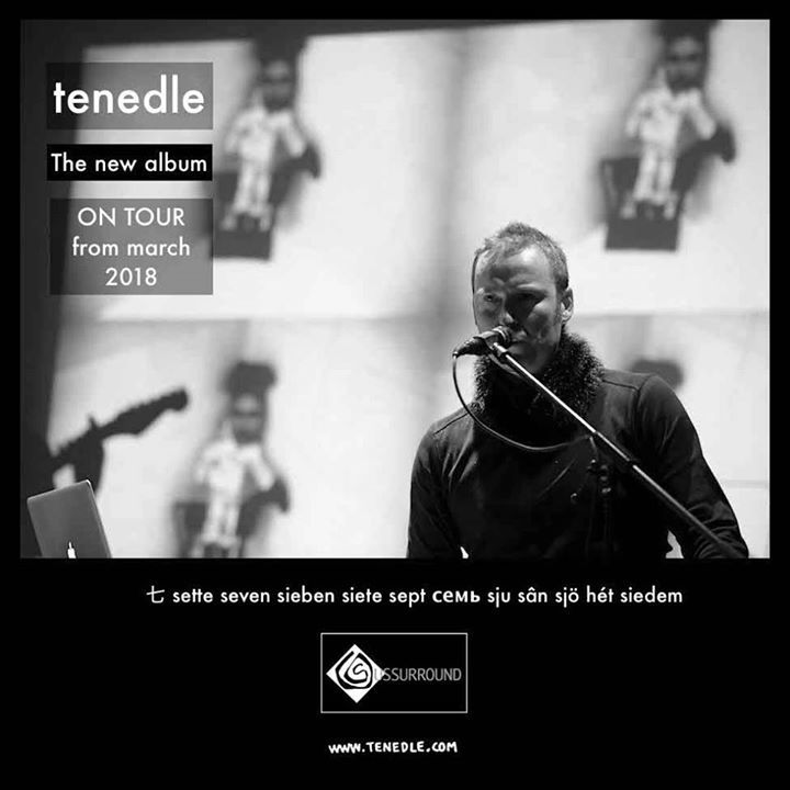 TENEDLE Tour Dates