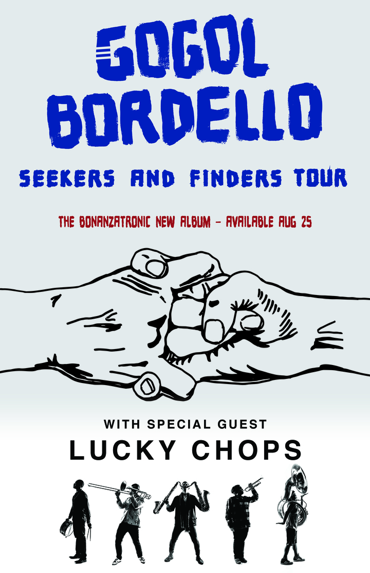 Lucky Chops @ Mr Small's Theatre - Pittsburgh, PA