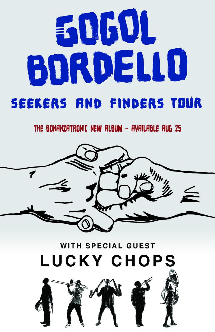 Lucky Chops @ BOURBON THEATRE - Lincoln, NE