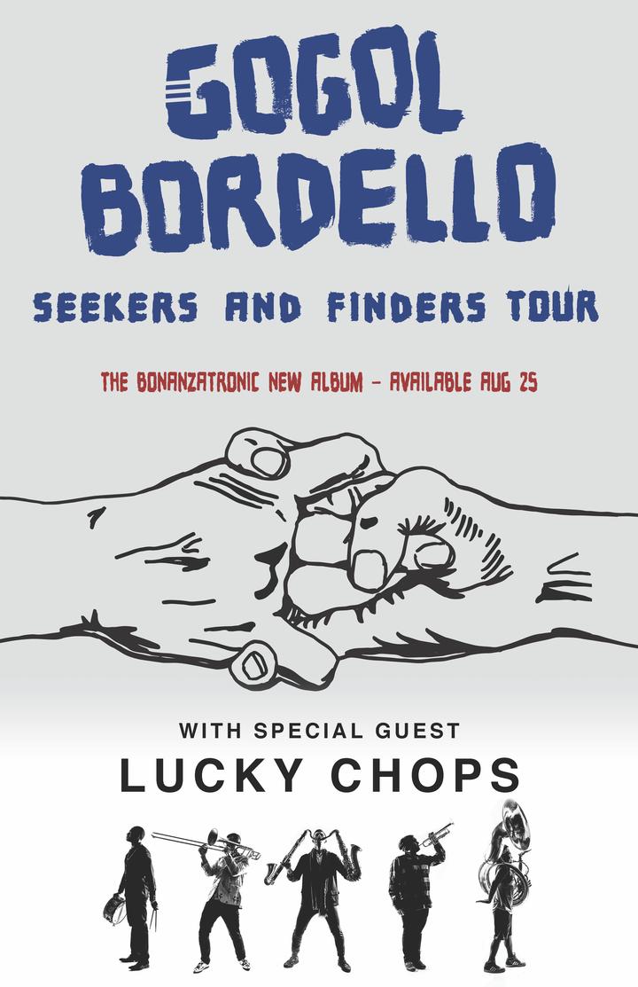 Lucky Chops @ Marathon Music Works - Nashville, TN