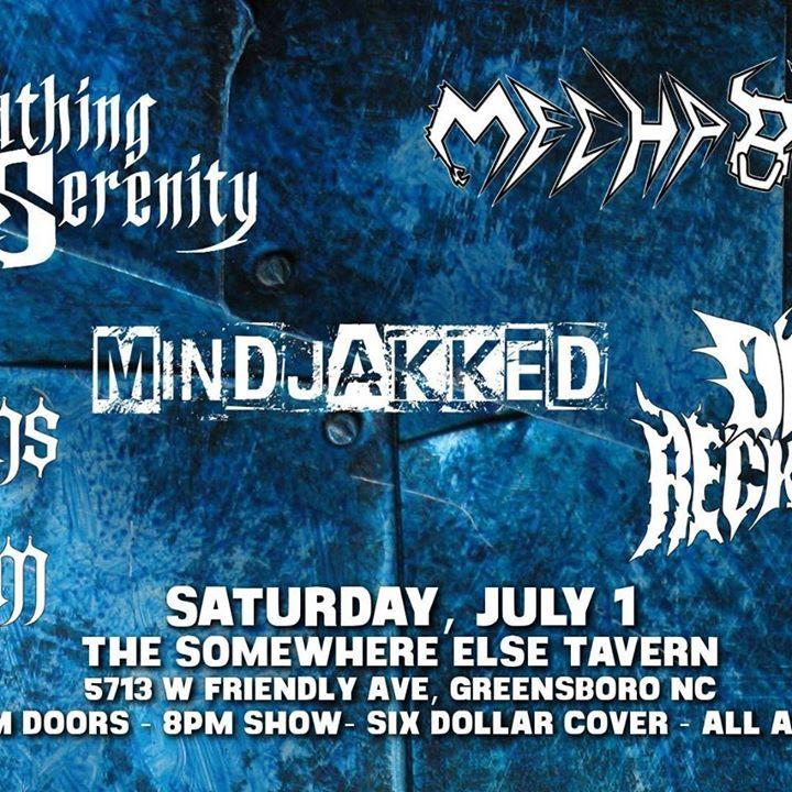Unholy Trinity Tour Dates