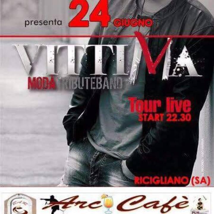 Vittima MODA' Tribute Band Tour Dates