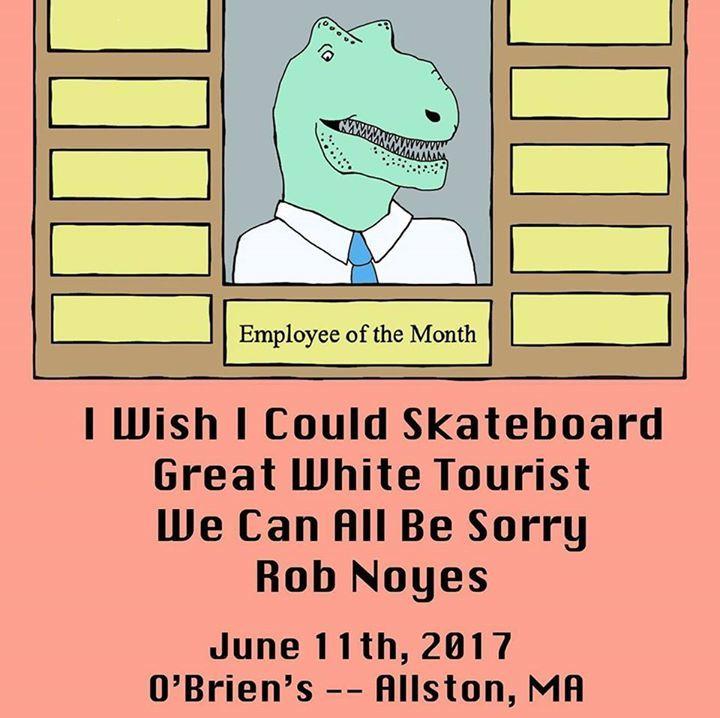 Great White Tourist Tour Dates