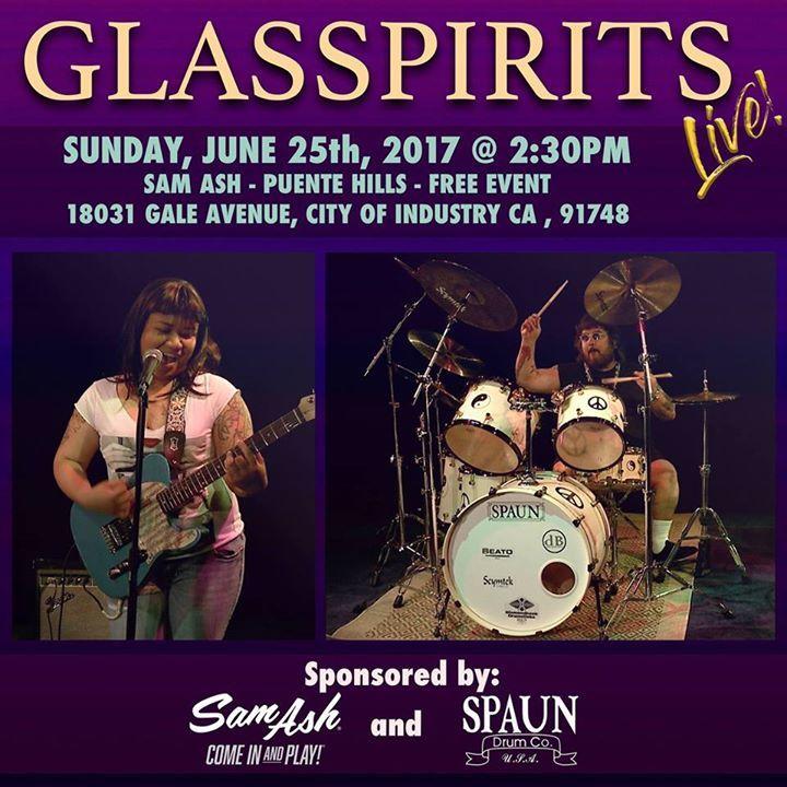 Glasspirits Tour Dates