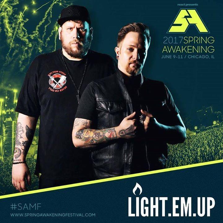Light Em Up Tour Dates
