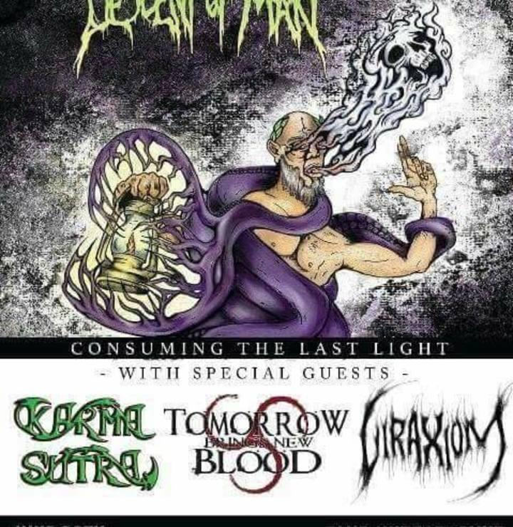 Karma Sutra Tour Dates