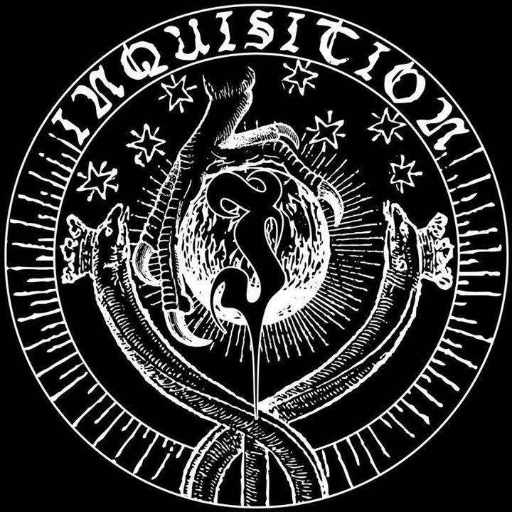 INQUISITION Official Tour Dates