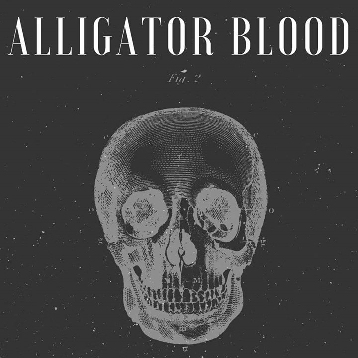 Alligator Blood Tour Dates