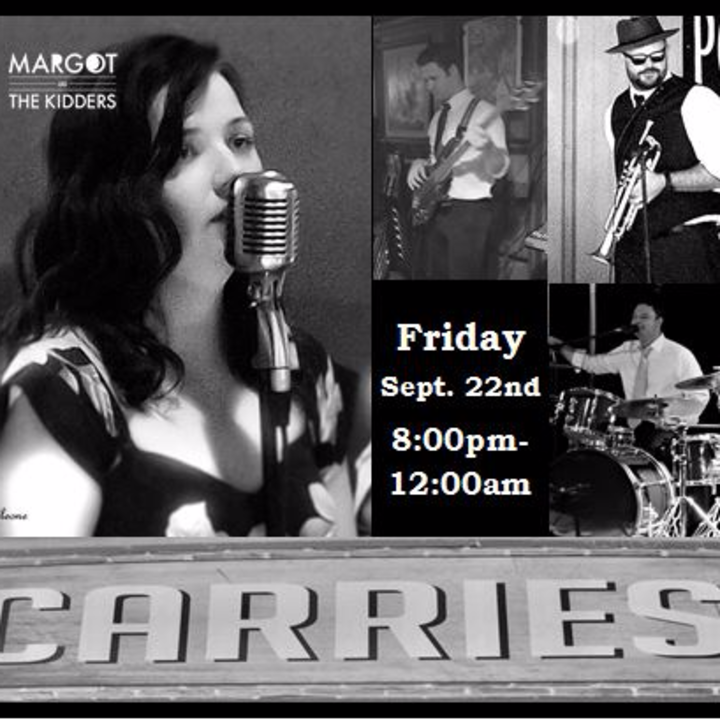 Margot and the Kidders @ Carries - Springfield, MO