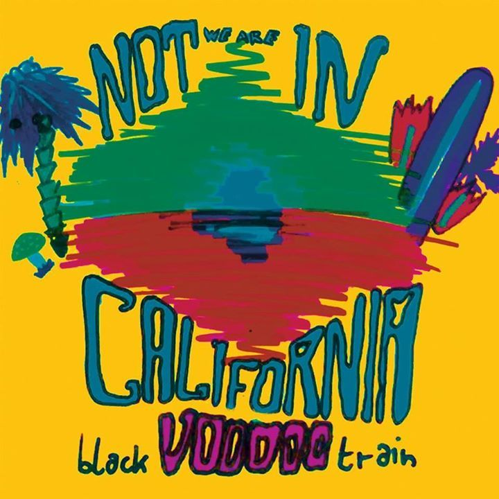 BLACK VOODOO TRAIN Tour Dates