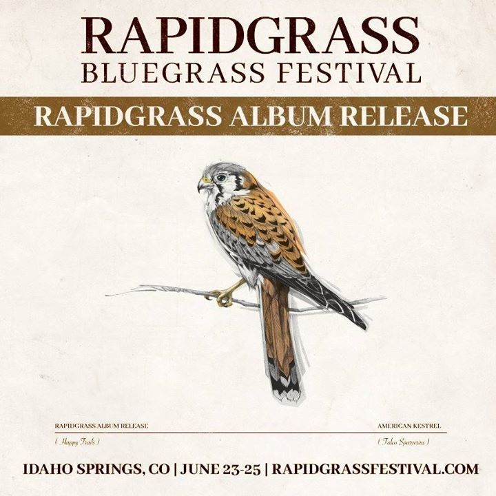 Rapidgrass Quintet @ Cidergrass  - Denver, CO