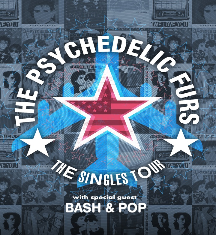 The Psychedelic Furs @ Count Basie Theatre - Red Bank, NJ