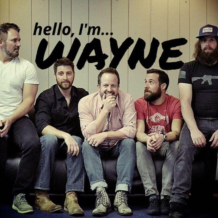 The Wayne Hoskins Band Tour Dates