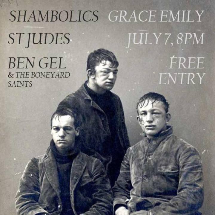 St Judes Tour Dates