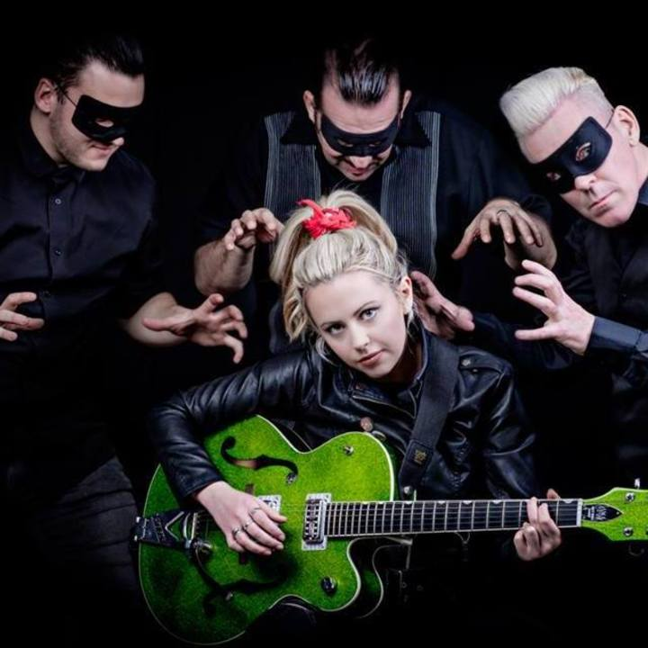 Donna Dunne & The Mystery Men Tour Dates