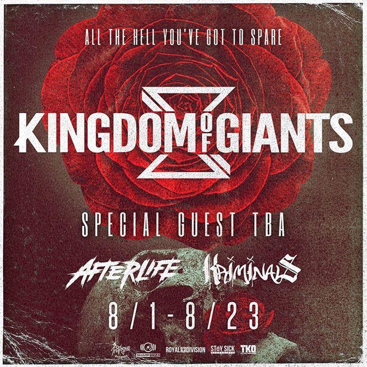 Kriminals Tour Dates