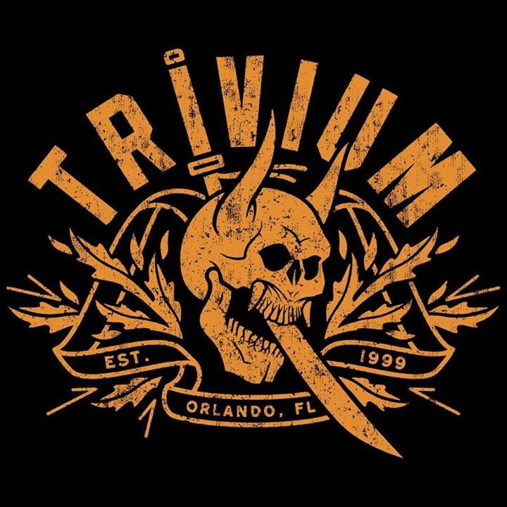 Trivium @ Les Docks - Lausanne, Switzerland