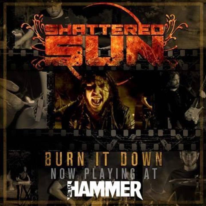Shattered Sun Tour Dates