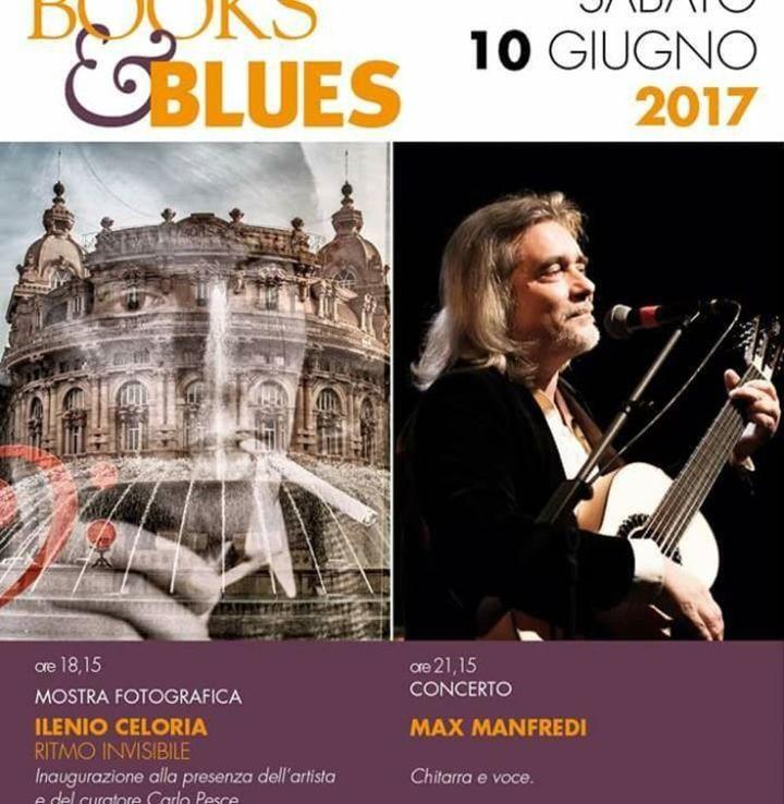 Books & Blues Casale Monferrato Tour Dates
