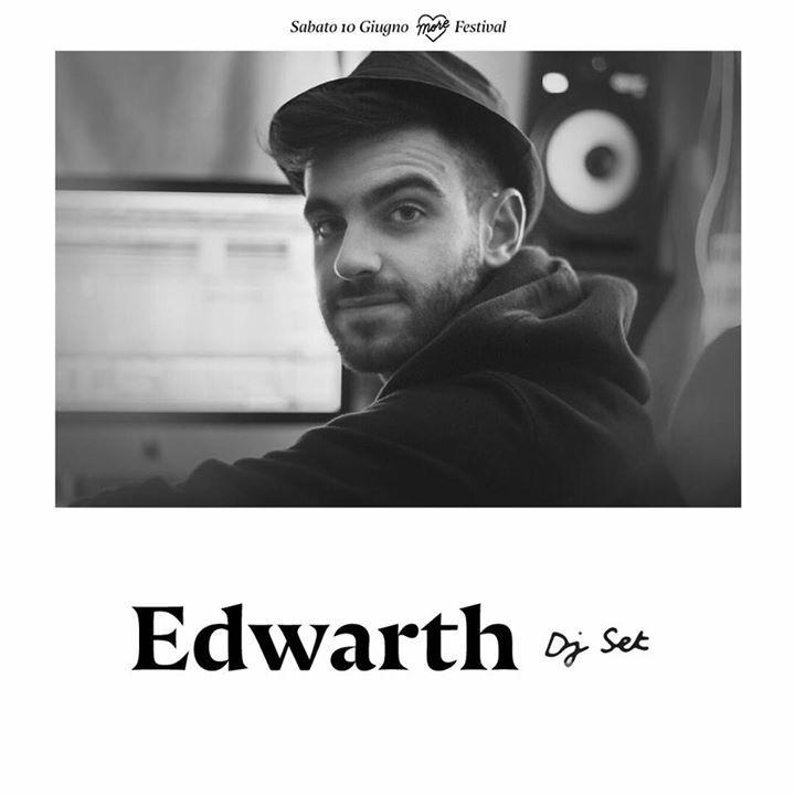 EDWARTH Tour Dates