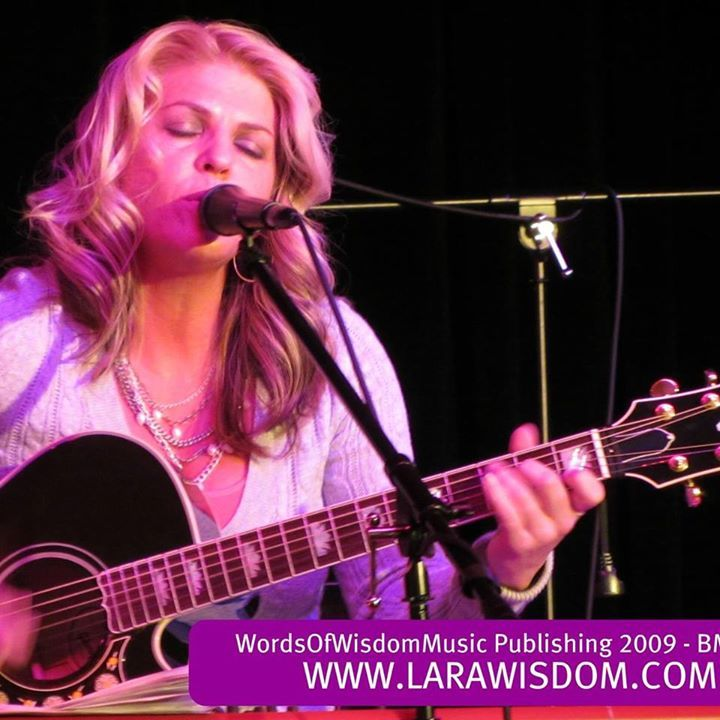Lara Wisdom Tour Dates