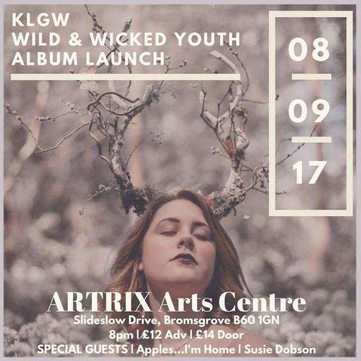 Kim Lowings Tour Dates