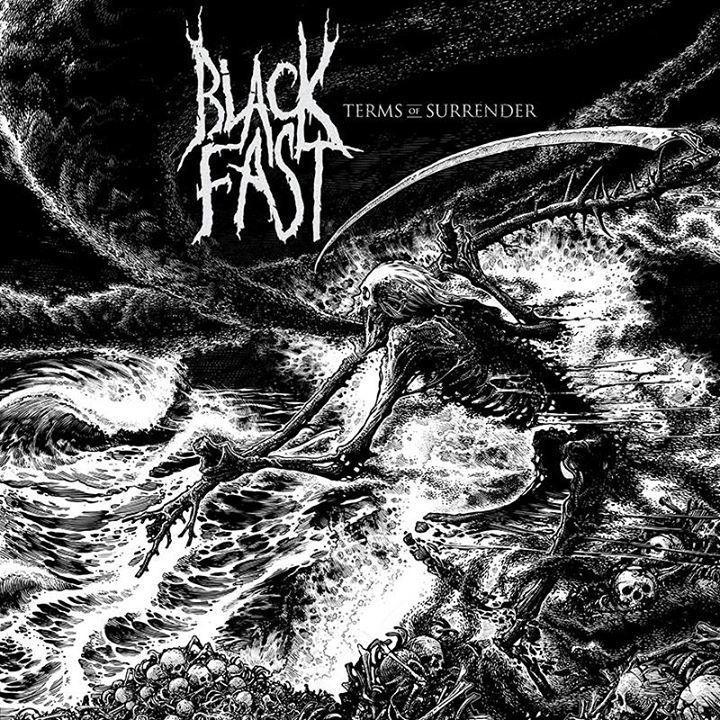 Black Fast Tour Dates