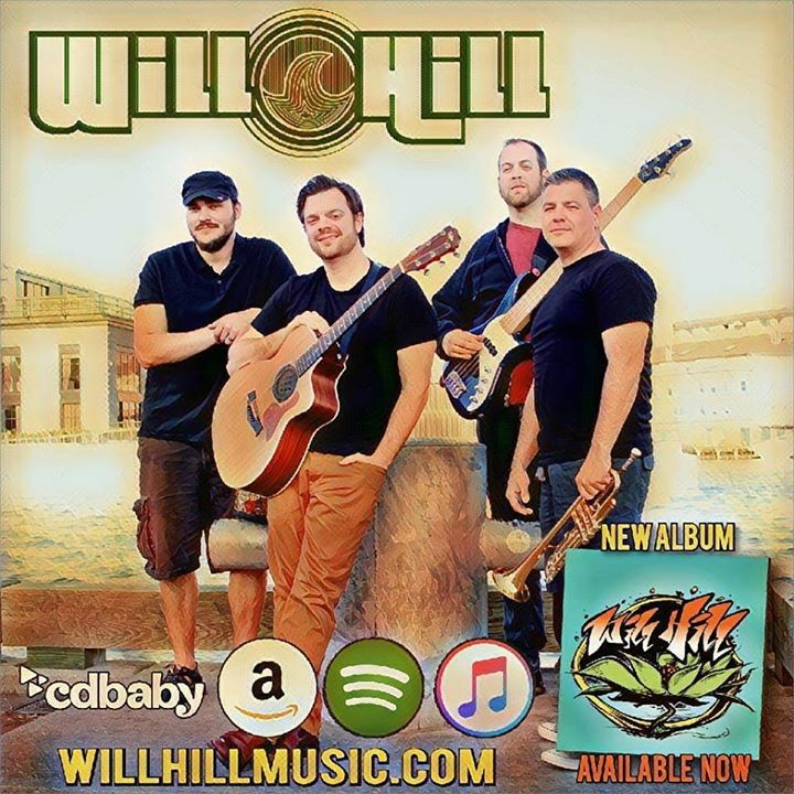 Will Hill-Music Tour Dates