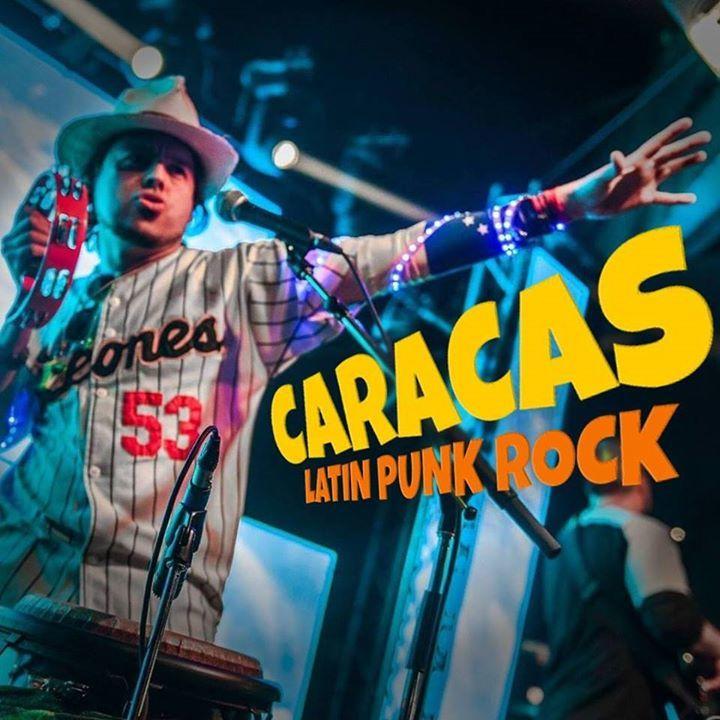 Caracas The Band Tour Dates