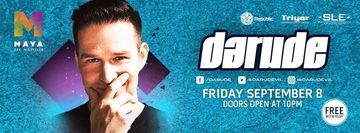Darude @ Maya Nightclub  - Scottsdale, AZ