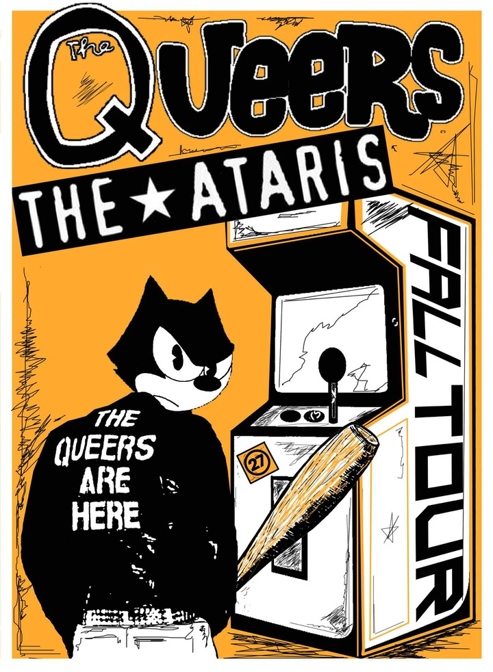 The Ataris @ Curtain Club - Dallas, TX
