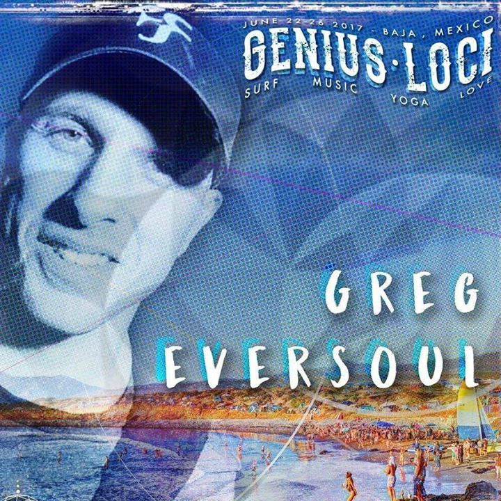 Greg Eversoul Music Tour Dates