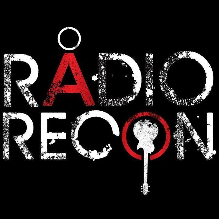 RÅDIO RECON Tour Dates