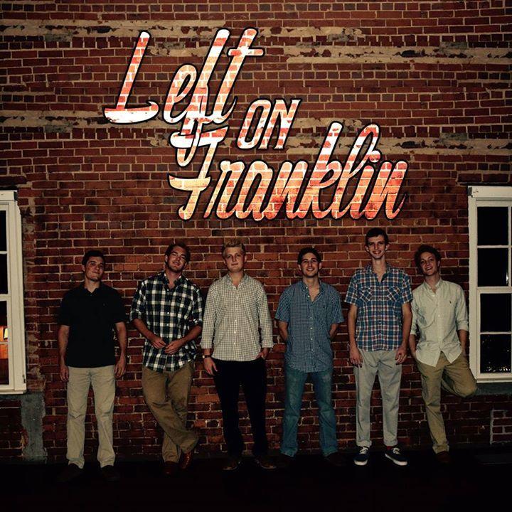 Left on Franklin Tour Dates