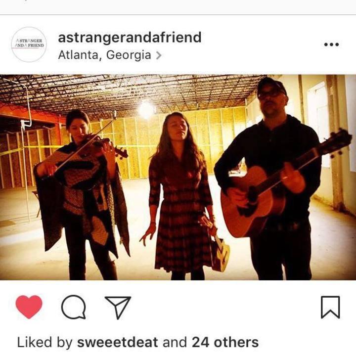 a stranger and a friend @ Eddie's Attic - Decatur, GA