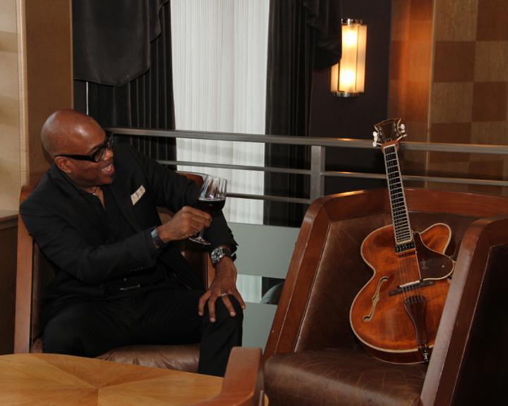 Jacques Lesure Jazz Guitarlosopher -Chukwuemeka Tour Dates