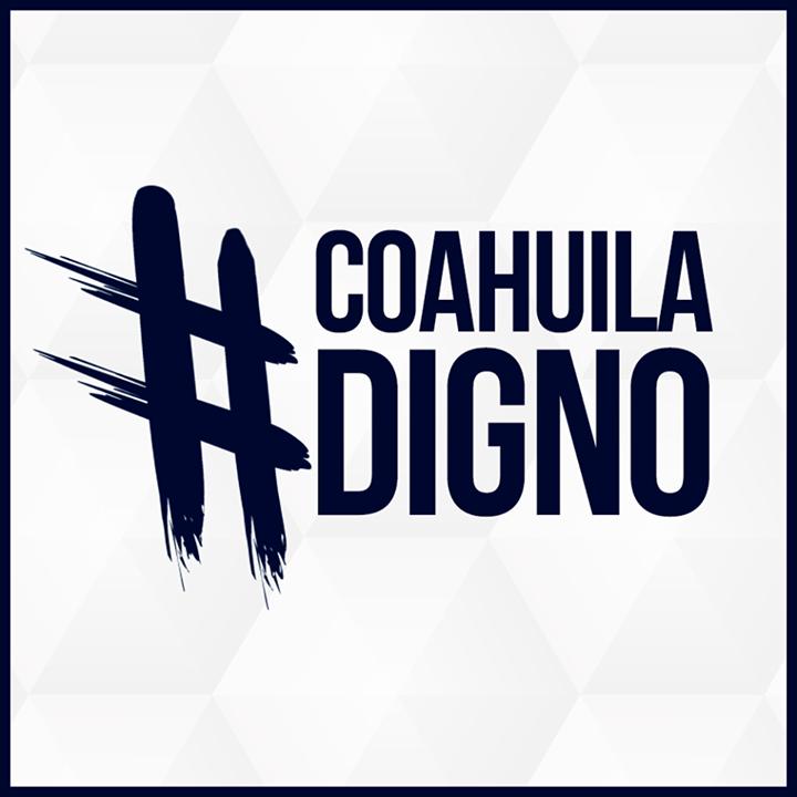 Coahuila Digno @ Fuente del Pensador, Alameda - Torreon, Mexico