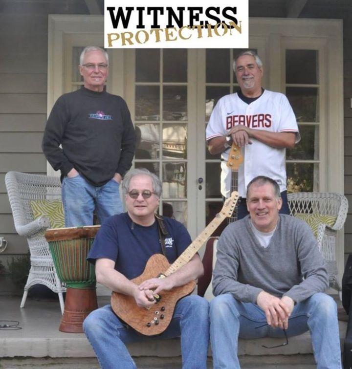 Witness Protection @ The Garage - Burnsville, MN