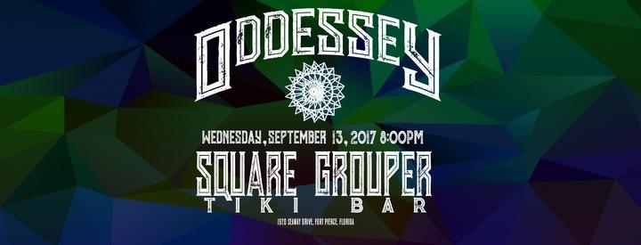 Oddessey @ Square Grouper Tiki Bar - Fort Pierce, FL