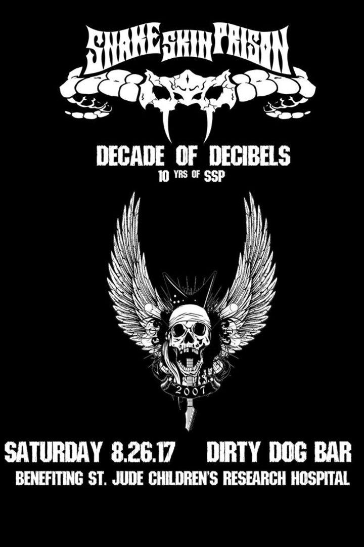 Snake Skin Prison @ Dirty Dog Bar - Austin, TX
