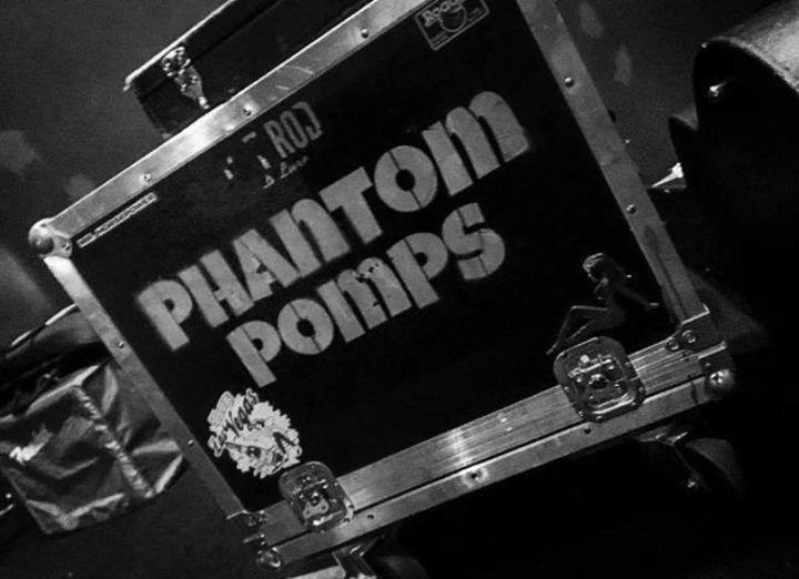 PHANTOM POMPS Tour Dates