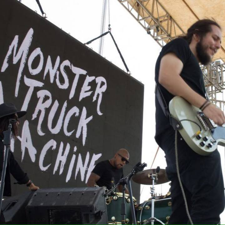 Monster Truck Machine Tour Dates