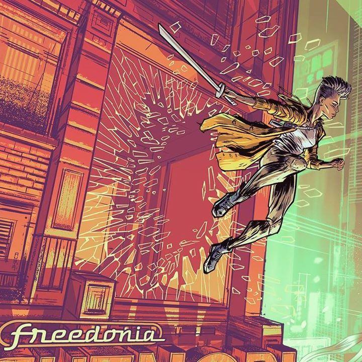 Freedonia Tour Dates