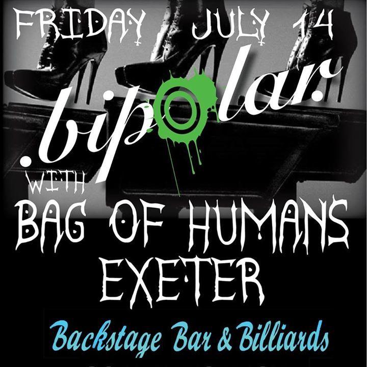 Bipolar Tour Dates