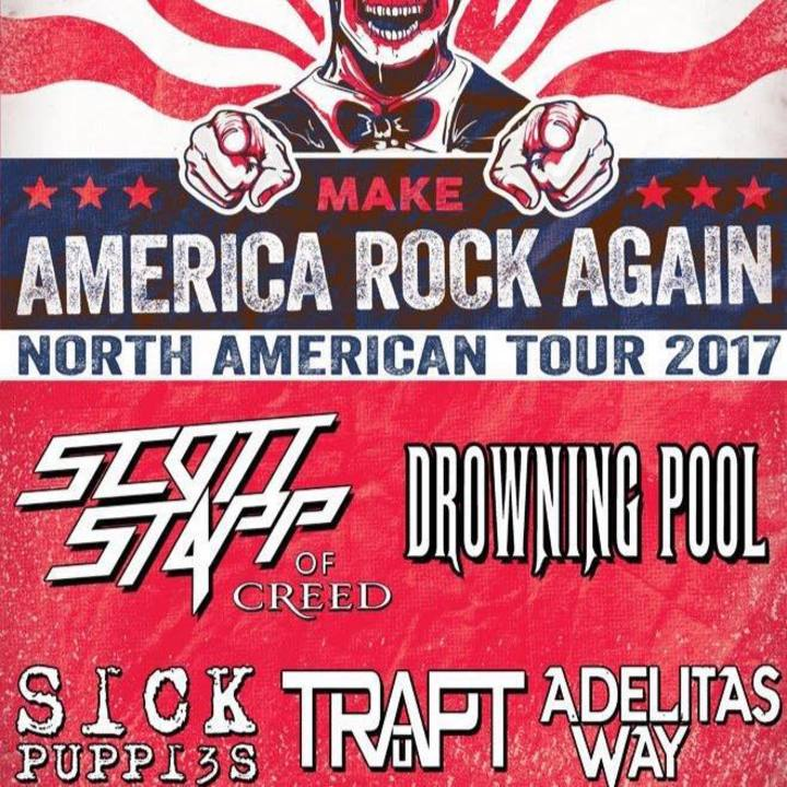 Drowning Pool @ Mad Frog  - Cincinnati, OH