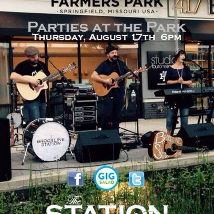 Brookline Station @ Farmers Park (Parties at the Park) - Springfield, MO