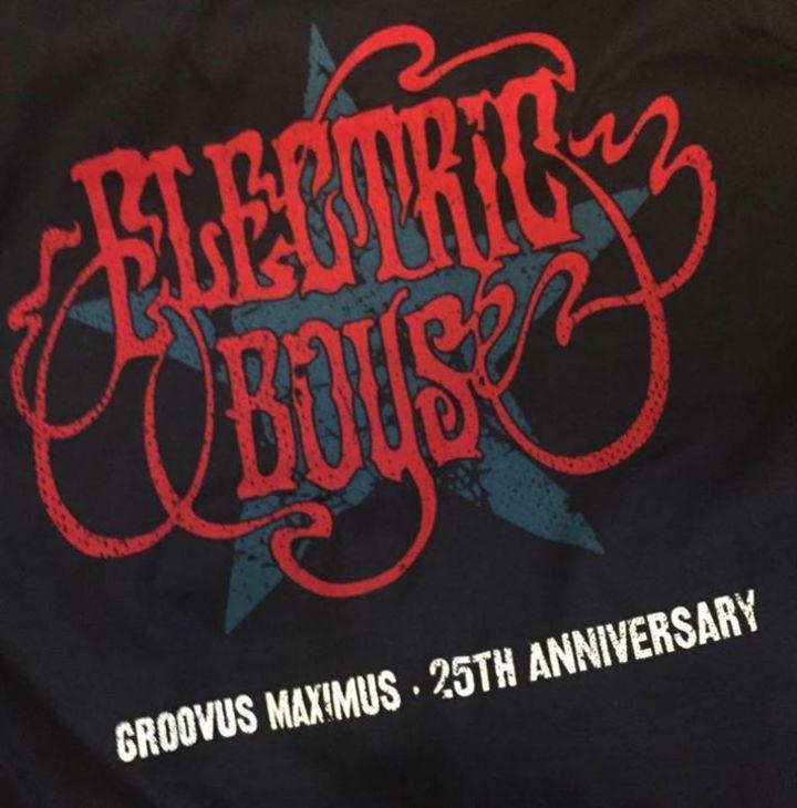 Electric Boys Tour Dates