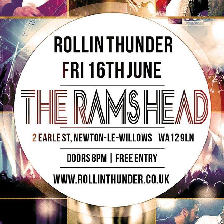 Rollin Thunder Tour Dates
